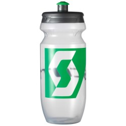Bidon Scott Corporate Clear / Neon Green