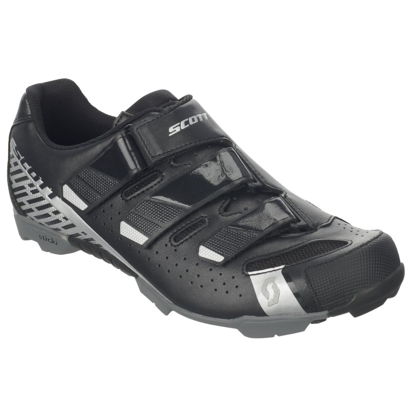 Chaussures Scott Mtb Comp Rs Black / Silver