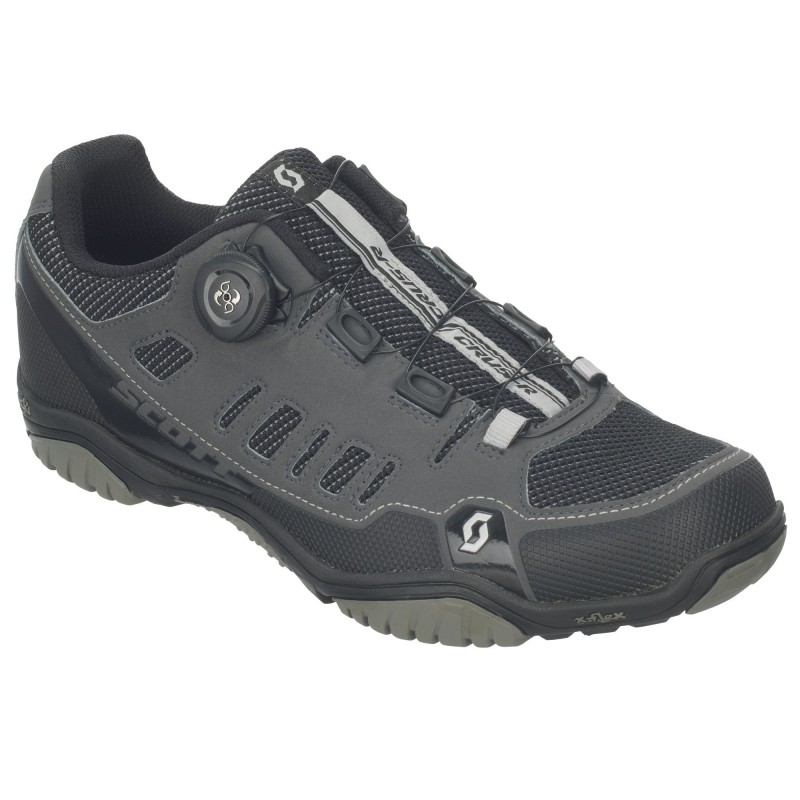 Chaussures Scott Sport Crus-r Boa Anthracite / Black
