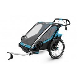 Chariot Enfants Thule Sport 2 (Blue)