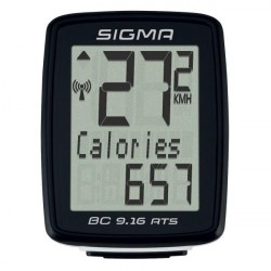 Compteur Sigma BC 9.16 ATS...
